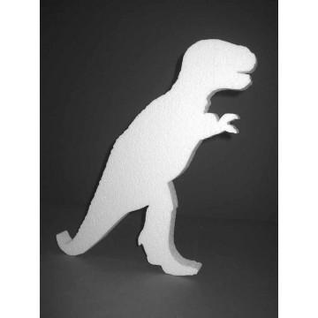 Socles bonbons 'tyrannosaure' polystyrène
