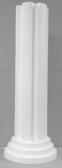 socles colonnes et sph res en polystyr ne polydecor. Black Bedroom Furniture Sets. Home Design Ideas
