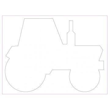 Socles 'tracteur'