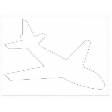 Socles 'avion'