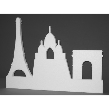 "SILHOUETTE ""PARIS'TOUR"""