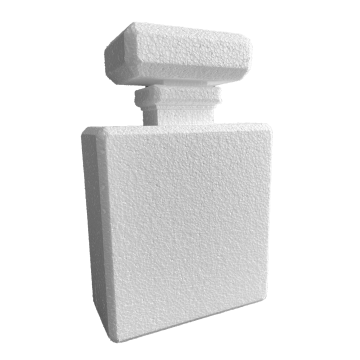 """Bouteille """"CHANEL N°5"""" 3D"""