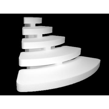 Gradins escalier
