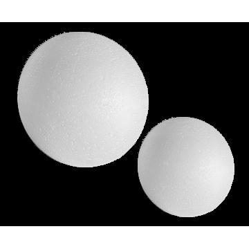 Sphère pleine polystyrène