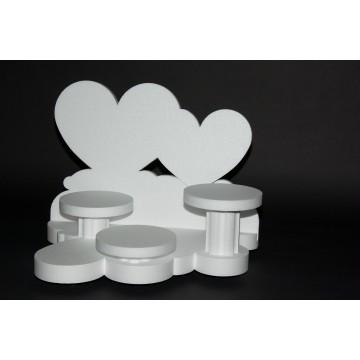 Silhouette 'coeur de coton'